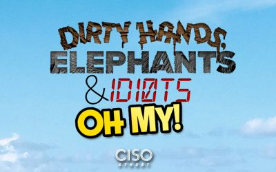 Dirty Hands, Elephants, and ID10Ts – Oh My!