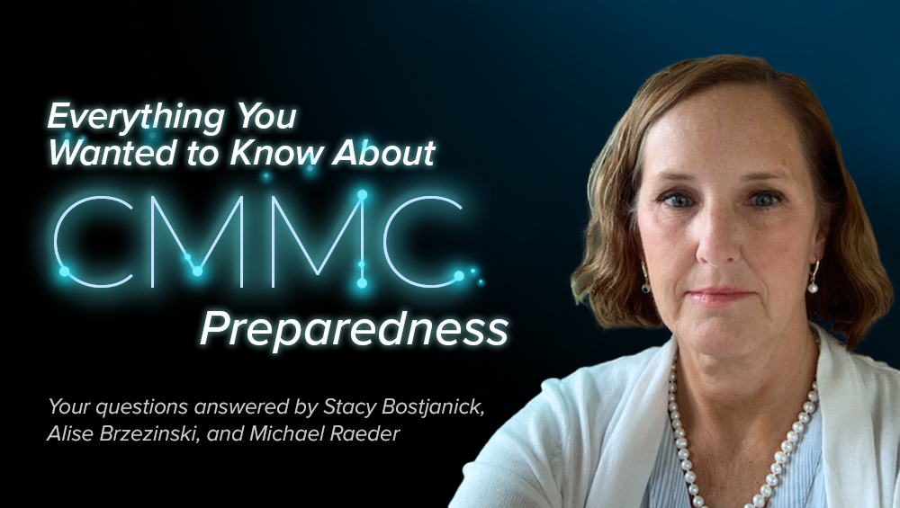 Our CMMC Panelists Answer Your Questions