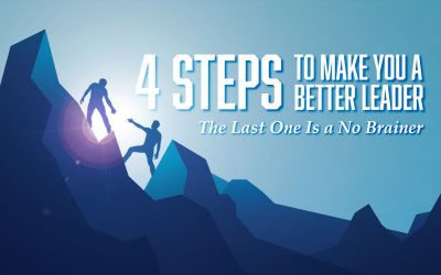 4 Steps To Make You a Better Leader