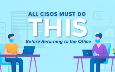All CISOs Must Do THIS Before Returning to the Office