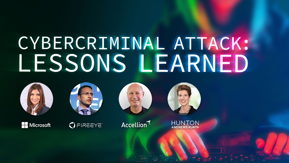 Cybercriminal Attack: Lessons Learned