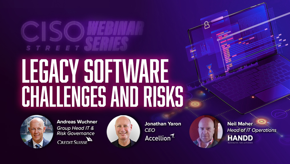 Legacy Software Challenges and Risks – EMEA
