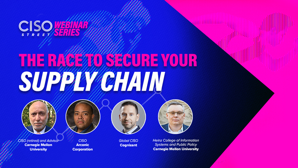 The Race to Secure Your Supply Chain