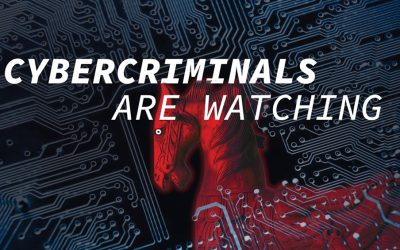 Cybercriminals are watching you, are you watching them?